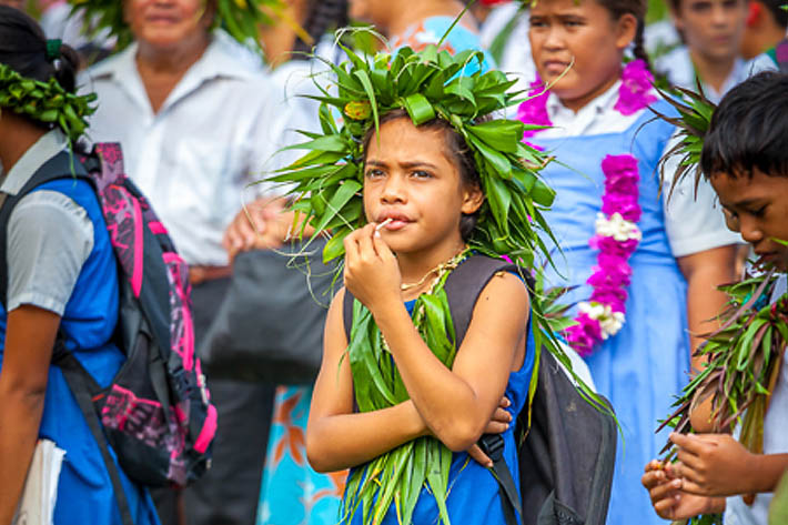 (Arutanga, Aitutaki Island - Cook Islands)