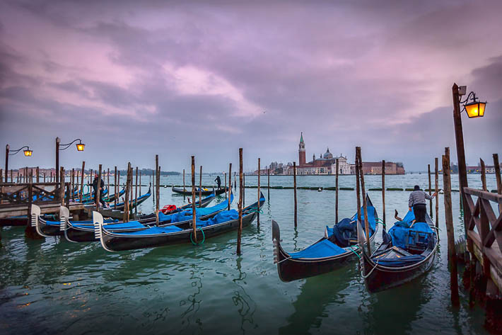 (Saint Mark Basin, Venice - Italy)
