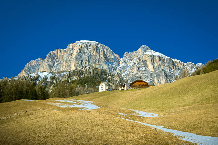 (Corvara in Badia, South Tyrol - Italy)